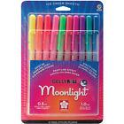 Sakura 38176 Gelly Roll Moonlight Set of 10 Pens Sketch Drawing Art Craft