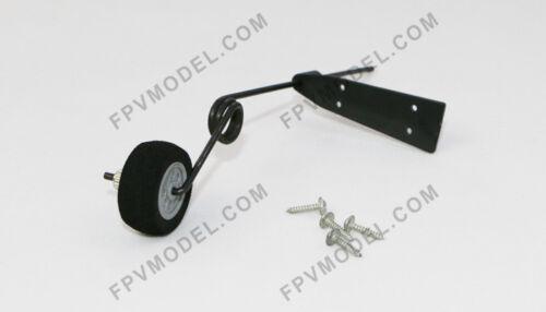Free Shipping New Tail wheel landing gear for skywalker 1680 etc