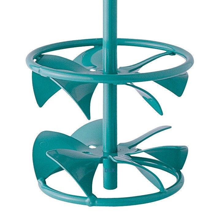 Collomix DLX152M Rührquirl Rührkorb DLX 152 M  M14-Aufnahme, für Dünnbettmörtel | Schön In Der Farbe  | Primäre Qualität  | Neuartiges Design