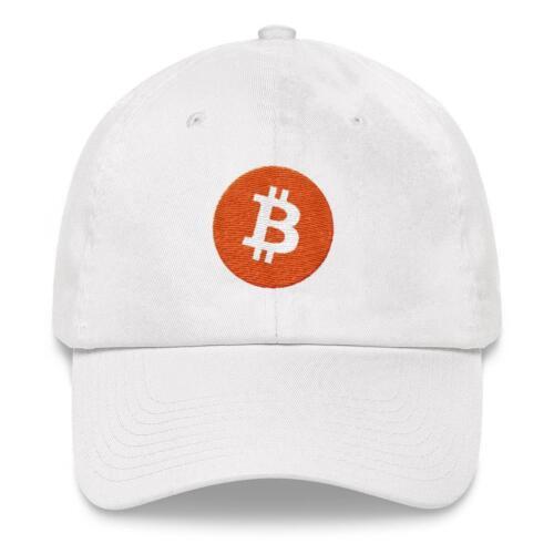 Bitcoin BTC Dad hat Cryptocurrency Blockchain Crypto