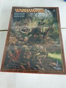 Warhammer-Fantasy-Sigmar-Games-Workshop-Skaven-Army-Battalion-New-Sealed