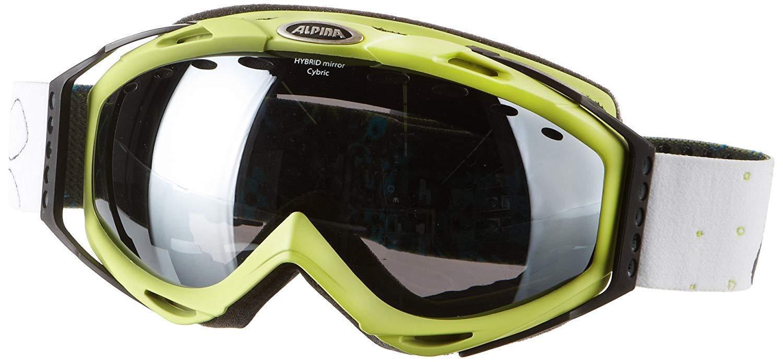 Alpina Skibrille - CYBRIC HM - Hybrid Mirror Mirror Mirror - A7078872 - | Bekannt für seine schöne Qualität  0af11b
