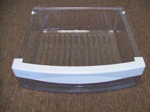 WR32X10187 GE REFRIGERATOR SNACK PAN