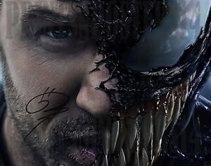 Tom-Hardy-Venom-11x14-SIGNED-REPRINT-Marvel-Movie-2