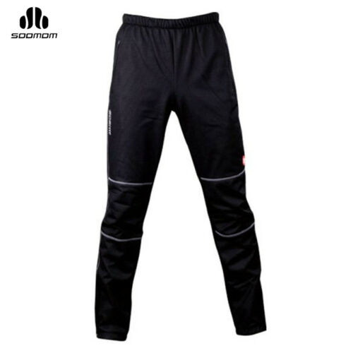Pantaloni uomo SOBIKE Ciclismo Sport Outdoor Antivento Inverno Caldo Pantaloni Casual