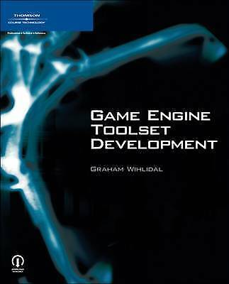 Game Engine Toolset Development by Wihlidal, Graham-ExLibrary