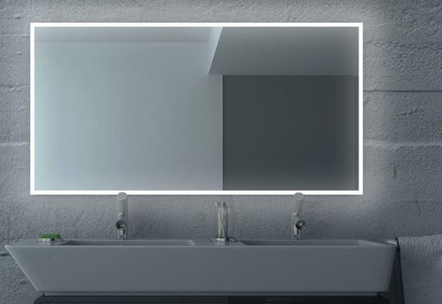 LED Bain Miroir De La Salle avec éclairage sale mural S100