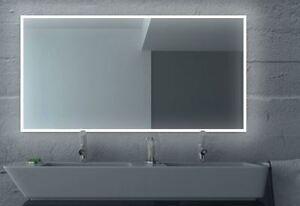 Fabulous LED BAD SPIEGEL Badezimmerspiegel mit Beleuchtung Badspiegel NU24
