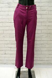 Pantalone-Donna-PIERRE-CARDIN-Taglia-Size-40-Jeans-Pants-Woman-Cotone-Elastico