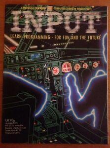 Bien Informé D'entrée. Vintage Magazine Informatique. Numéro 23. Spectrum, C64, Dragon, Electron, Bbc-afficher Le Titre D'origine Doux Et LéGer