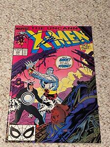 JIM LEE Signed THE UNCANNY X-MEN #248 FIRST JIM LEE