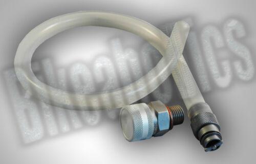 Vidange One Way Valve M12 x1.25 Engine Sump Plug Remplacement facile changement d/'huile