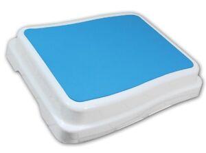 "Bath Step X-Large Bathtub Shower Non-Slip Step Stool Safety 4"" Modular Bathroom"