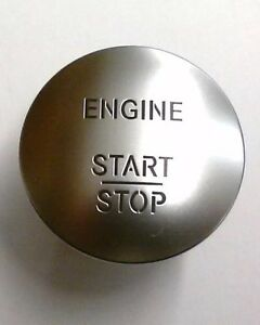 Mercedes-Benz-Genuine-Start-Stop-Engine-Button-Keyless-Go-Chrome-Switch