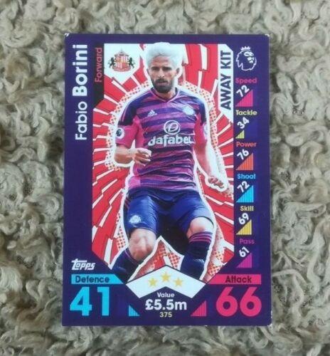 Topps Match Attax Football trading cards 2016//17 choisissez votre joueur numéro Carte