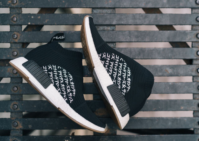quality design 7e42f 44d05 Adidas NMD CS1 United Arrows & Sons CG3604 ( All Size ) City Sock PK V2 OG  Boost
