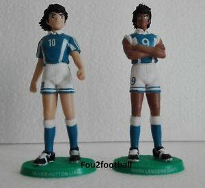 FIGURINES-OLIVE-ET-TOM-BOITES-CAPTAIN-TSUBASA-MARK-LANDERS-JAPAN-altaya-foot