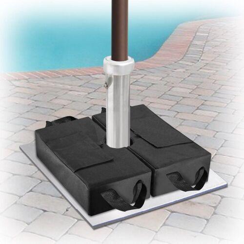 Le sac de poids pavillon des sacs de sable pour Patio Parapluie de toutes formes Oxford Heavy Duty