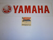 YAMAHA RD250, RD350A, B - CARBURETOR STARTER PLUNGER