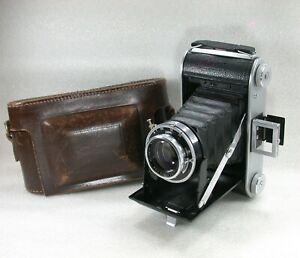 Ensign-Ranger-II-Folding-6x9-Camera-With-105mm-F3-8-Ross-XPRES-Lens-No-F14287