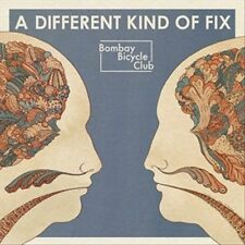 Bombay Bicycle Club Different Kind Of Fix UK vinyl LP NEW sealed