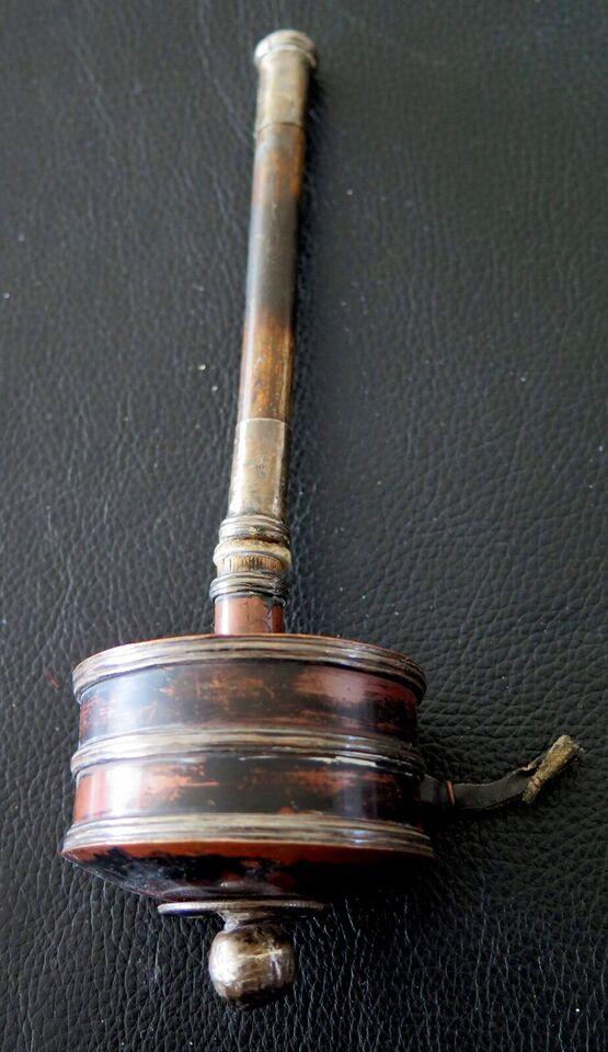 Bederulle, Messing kobber sølv, 1900 år gl.