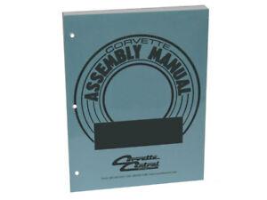 1981-Corvette-Assembly-Instruction-Manual