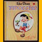 Les Albums Roses PINOCCHIO Walt Disney 1966