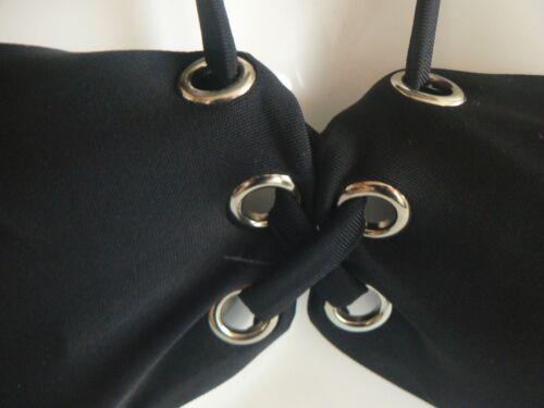 River Island Occhiello Top Bikini Lacci UK 8 12 14 nuovi contrassegni