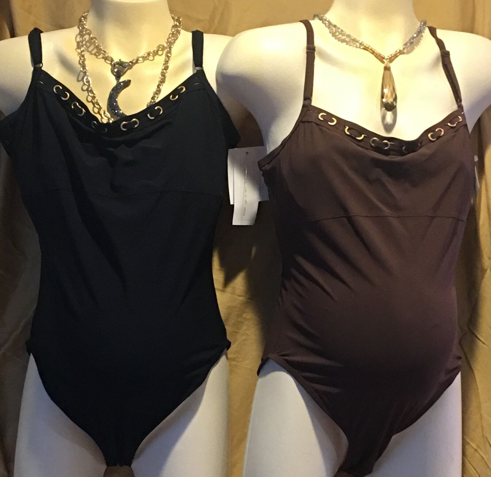 Maternity  SWIMSUIT   Karla Colletto  Collection  NEW