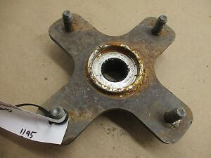 2006 Can-Am Outlander 800 (1195) rear left hub