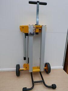 Dewalt De7400 Dw745 Amp Dw744 Table Saw Rolling Workstation