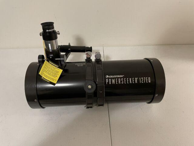 Celestron Powerseeker 127 EQ Newton reflector telescope