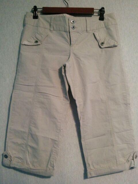 Womens/Juniors Wear It Declare It Capris Sz9 32x20*CUTE* List#249b