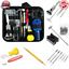 thumbnail 1 - 149-pcs-Watch-Repair-Kit-Watchmaker-Back-Case-Remover-Opener-Link-Pin-Spring-Bar