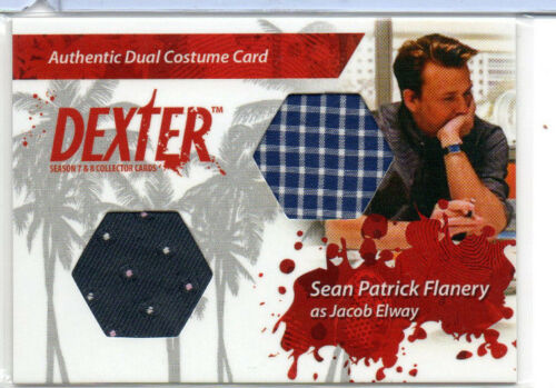 Dexter Autograph Costume And Prop Card Selection NM Breygent