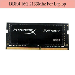 For-Kingston-HyperX-Impact-16GB-32GB-64GB-PC4-17000-2133MHz-DDR4-SO-DIMM-Memory