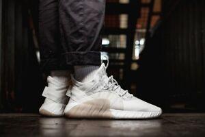 Details zu adidas Originals Tubular Rise Trainers Footwear White BY3555