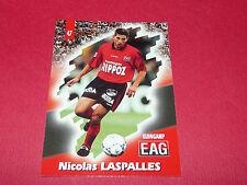 PANINI FOOTBALL CARD 98 1997-1998 N. LASPALLES EN AVANT GUINGAMP EAG ROUDOUROU