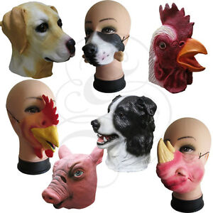 Image Is Loading Best Selling Latex Mask Half Face Full Head