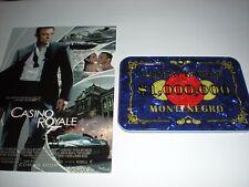 James Bond 007 Casino Royale Prop $1000000 Poker plaque - Skyfall, Spectre