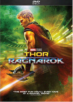Thor Ragnarok New Dvd Ac 3 Dolby Digital Dolby Dubbed Subtitled 786936855982 Ebay