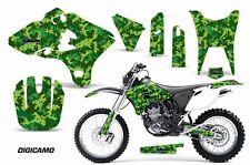 AMR Racing Graphic Decal Sticker Kit Yamaha WR 250/450 F Wrap 03-04 Parts DIGI G