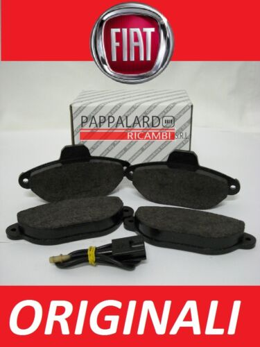 PASTIGLIE FRENO ANTERIORI ORIGINALI FIAT MULTIPLA 1.6 METANO gpl DAL 1999-2010