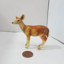 NEW Schleich Weißwedelkuh 14254 White tailed doe == Schleichtier with TAG