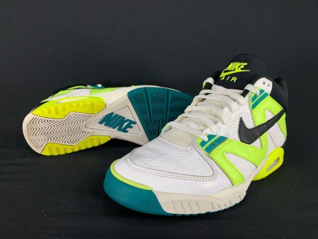 La oficina Cuerpo Saturar  Nike Air Tech Challenge III 3 White Purple Andre Agassi 749957-102 Sz 9 for  sale online | eBay