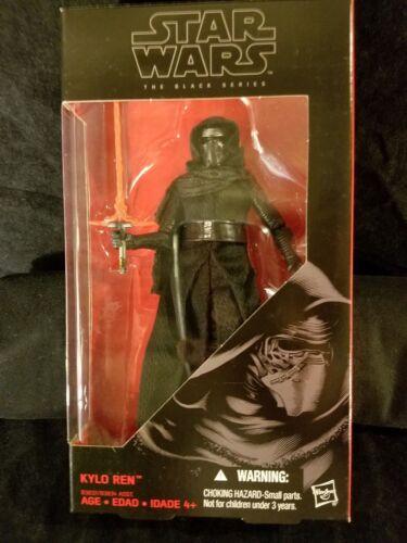 "KYLO REN #03 Star Wars 6/"" Action Figure Black Series The Force Awakens"