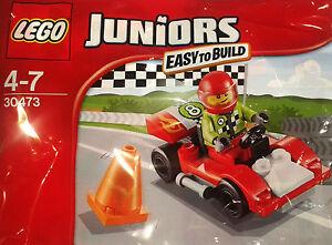 LEGO-Juniors-30473-Rennwagen-mit-Fahrer-Racer