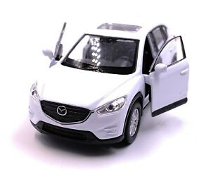 Mazda-CX-5-Model-Car-Car-White-Scale-1-3-4-Licensed