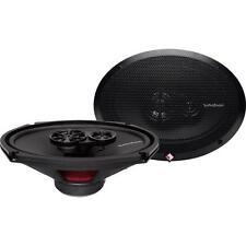"Rockford Fosgate R169X3 6""x9"" 3 Way Coaxial Car Speakers 1 pair"